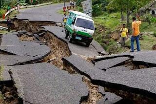 Jenis-Jenis Gempa Bumi dan Faktor Penyebabnya
