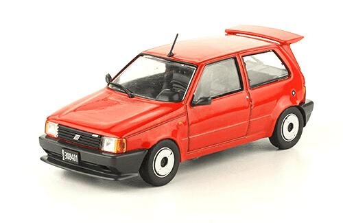 Fiat Uno EF 1990 1:43, autos inolvidables argentinos 80 90