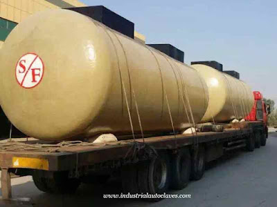 Qatar Customer Showed Interested Double Wall Fuel Storage Tanks 1