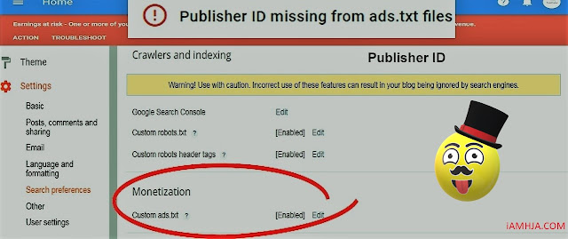 custom ads.txt - How to Add Custom ads.txt File in Blogspot and Other Website