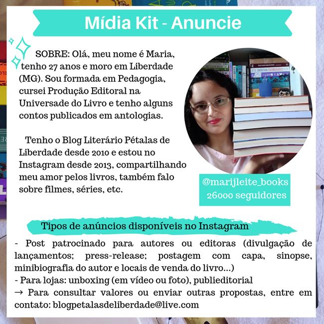 divulgar-livro, instagram, marijleite, midia-kit