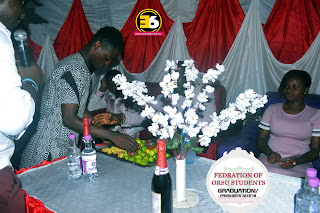Photos From Federation Of Orsu Students Graduation /Fresher's Night
