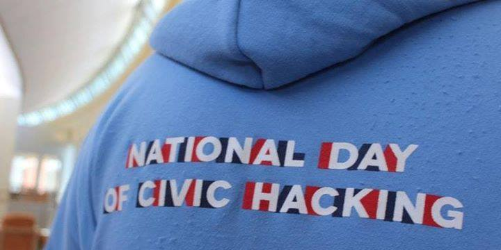 National Day of Civic Hacking Wishes for Whatsapp