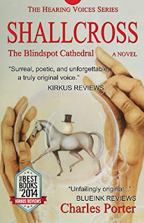 Shallcross: The Blindspot Cathedral (The Hearing Voices Series) by Charles Porter - book promotion sites