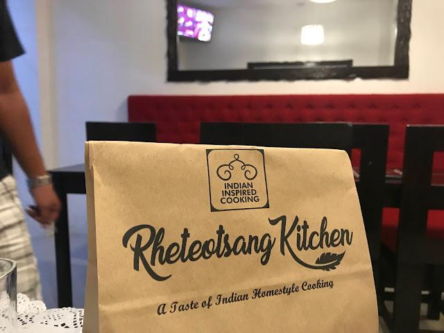 Rheteotsang Kitchen, San Pablo City, Laguna