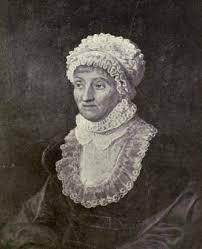 Lukisan Caroline Herschel