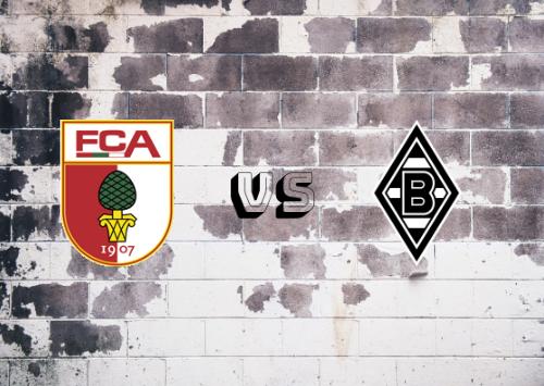 Augsburgo vs Borussia Mönchengladbach  Resumen