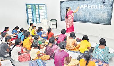 Teacher vacancies in public schools in the state