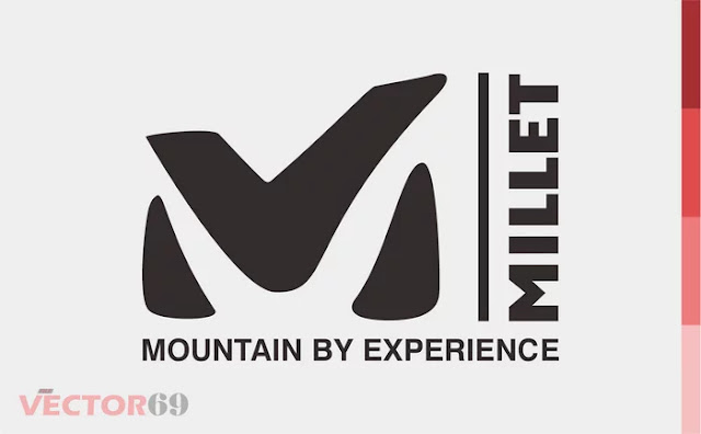Millet Mountain Logo - Download Vector File PDF (Portable Document Format)