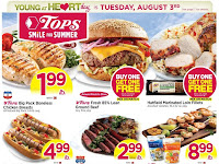 Tops Weekly Ad August 8 - 14, 2021