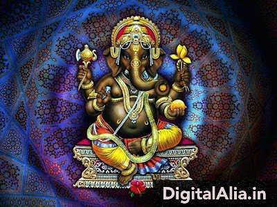 god ganesha wallpaper