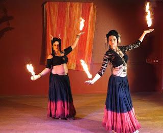Danse, tribale, feu, ATS, Tribal, Fusion, Elaïs, Livingston, Rennes, Tour d'Auvergne, cours, stages,