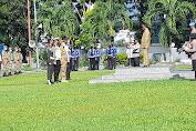 Operasi Ketupat Samrat 2021 Dilakukan Gabungan Personel TNI-Polri Bersama Instansi Terkait Untuk Tangkal Covid  di Bitung
