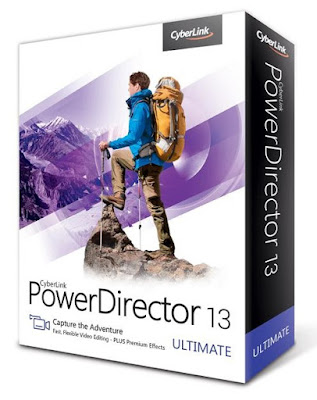 Download CyberLink PowerDirector Ultimate 15.0.2026.0 + Serial