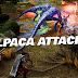 An Alpaca Attacks, A Pack Horse and More Trees! Legends of Ultima (Legends of Aria) Gameplay!