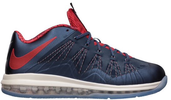 20ecda6c649 This Nike Air Max LeBron X Low is known as the