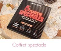 coffret spectacle otheatro