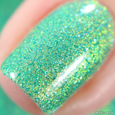 Aurora Nail Lacquer-His Name is Grogu