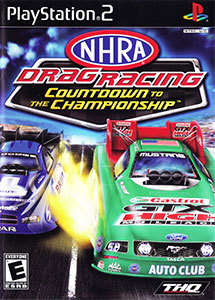 NHRA Countdown to the Championship 2007 PS2 ISO MF
