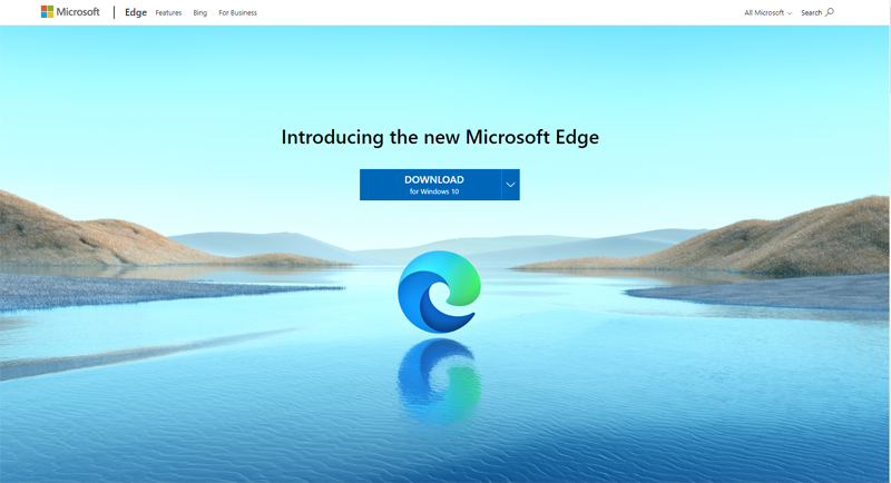 Microsoft reveals new Edge Chromium browser for Windows and macOS users