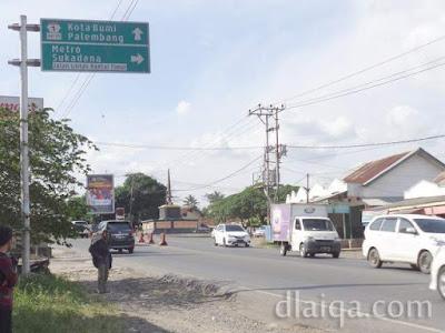 Simpang Tegineneng, Pesawaran