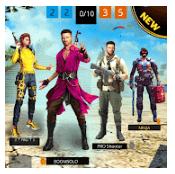 Solo vs Squad Rush Team Fire Free Battle 2021 V1.9 Mod Apk