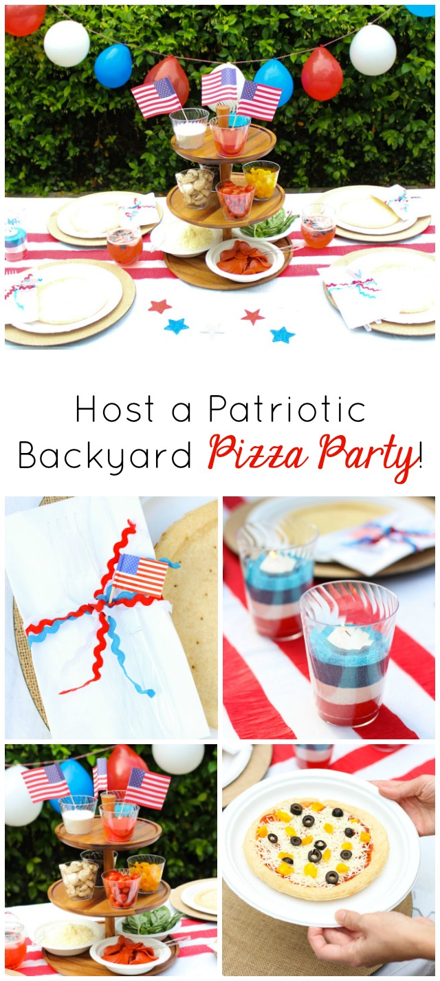 Memorial Day: Simple Backyard Party Ideas | Design Improvised