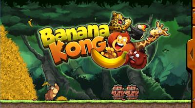 Banana Kong  Cheats Android