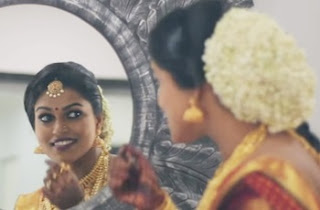 Sandeep & Krishnapriya | Hindu Wedding Highlights | Eyebrow Weddings