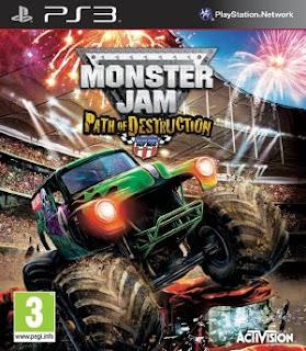 MONSTER JAM PATH OF DESTRUCTION PS3 TORRENT