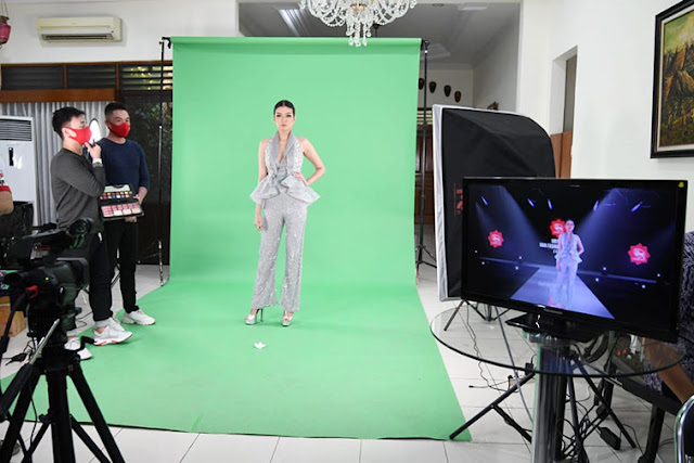Virtual Fashion Show Jadi Solusi Menjaga Kreativitas