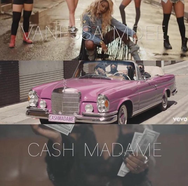 New Video: Vanessa Mdee – Cash Madame