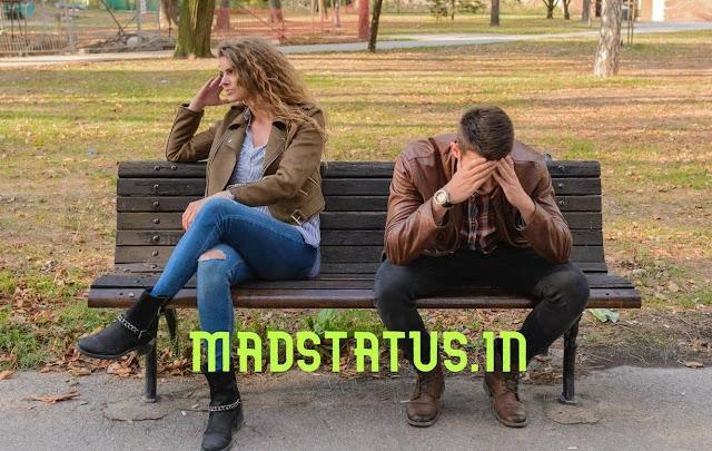 Heartbreak status for WhatsApp
