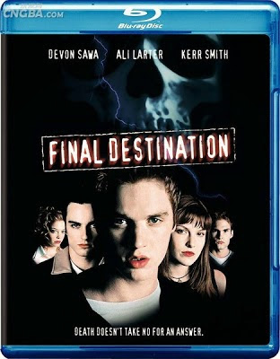 Final Destination (2000) 480p 300MB Blu-Ray Hindi Dubbed Dual Audio [Hindi – English] MKV