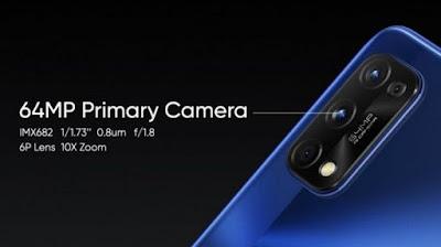 Kamera Realme 7i