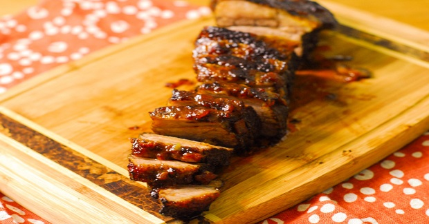 Bacon Wrapped Oven Brisket Recipe