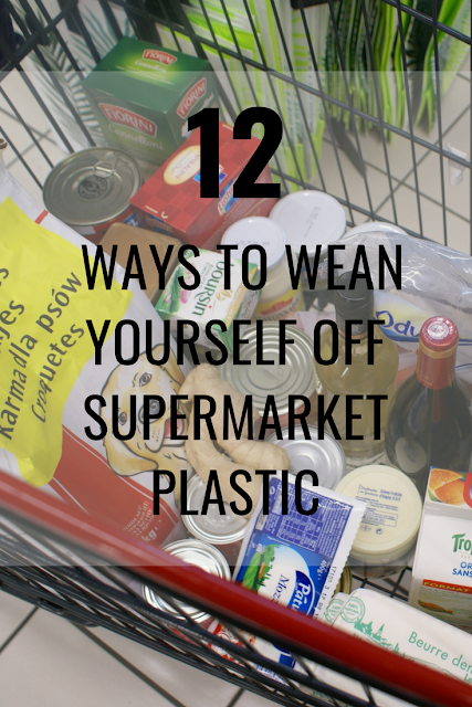 How to reduce how much supermarket plastic you buy