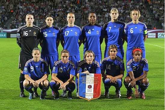 Coupe du monde de football f minin la france s 39 incline - Coupe du monde de football feminin ...