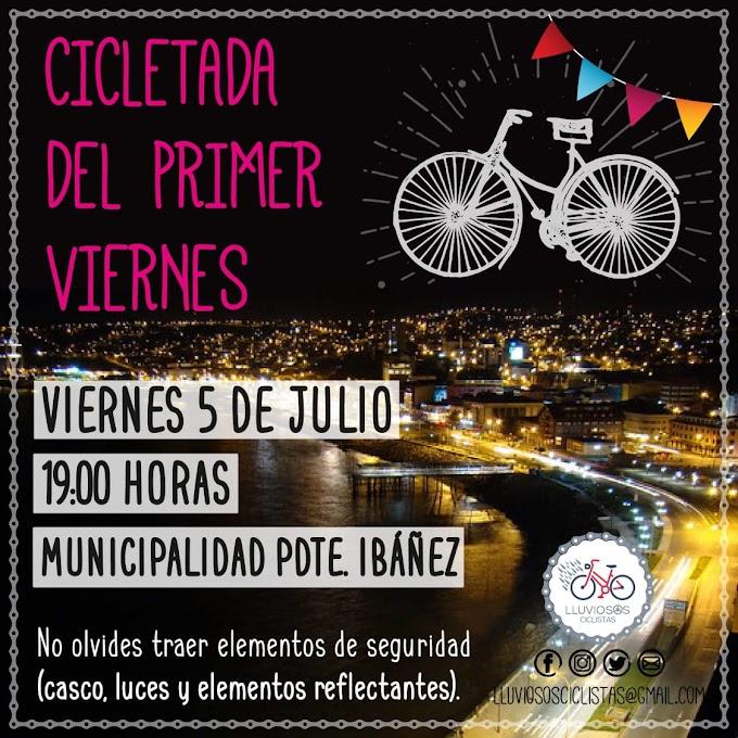 Cicletada Primer Viernes - Puerto Montt