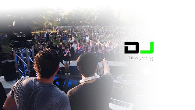 Full form of DJ sound