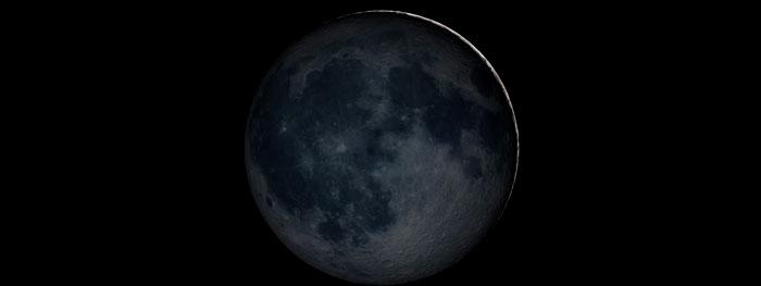 O que é a Lua Negra
