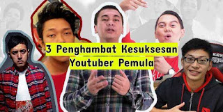 Kesalahan Youtuber Pemula