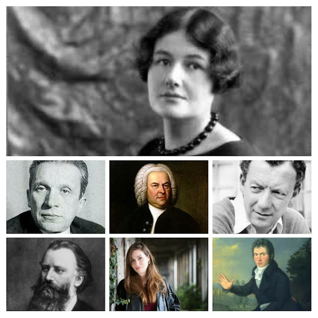 Wigmore Hall 2019/2020 season - Rebecca Clarke, Myieczyslaw Weinberg, Bach, Britten, Brahms, Freya Waley-Cohen, Beethoven