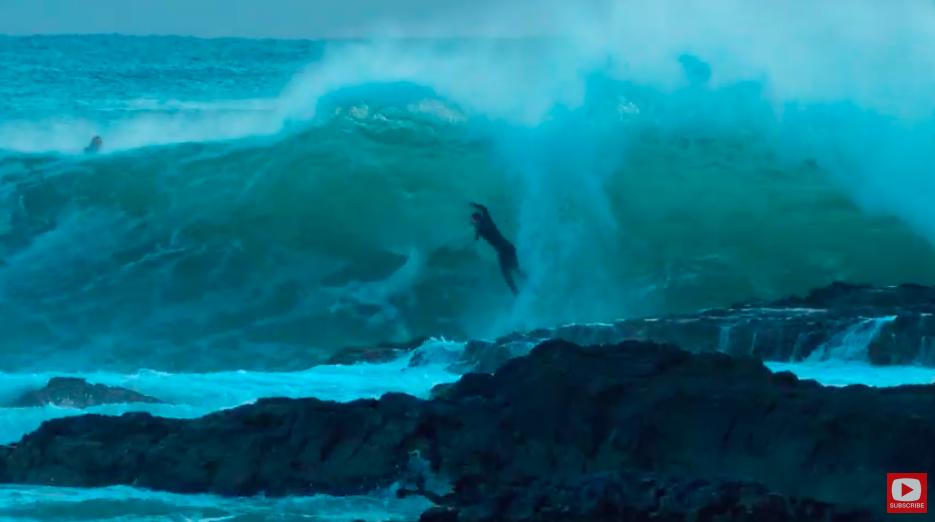 THE HUSTLE SNAPPER ROCKS Surf Session Superbank Gold Coast QLD 4K