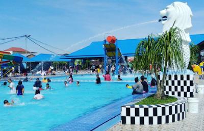 Kolam Renang Bahagia Medan, Kolam Renang Di Medan, Waterpark