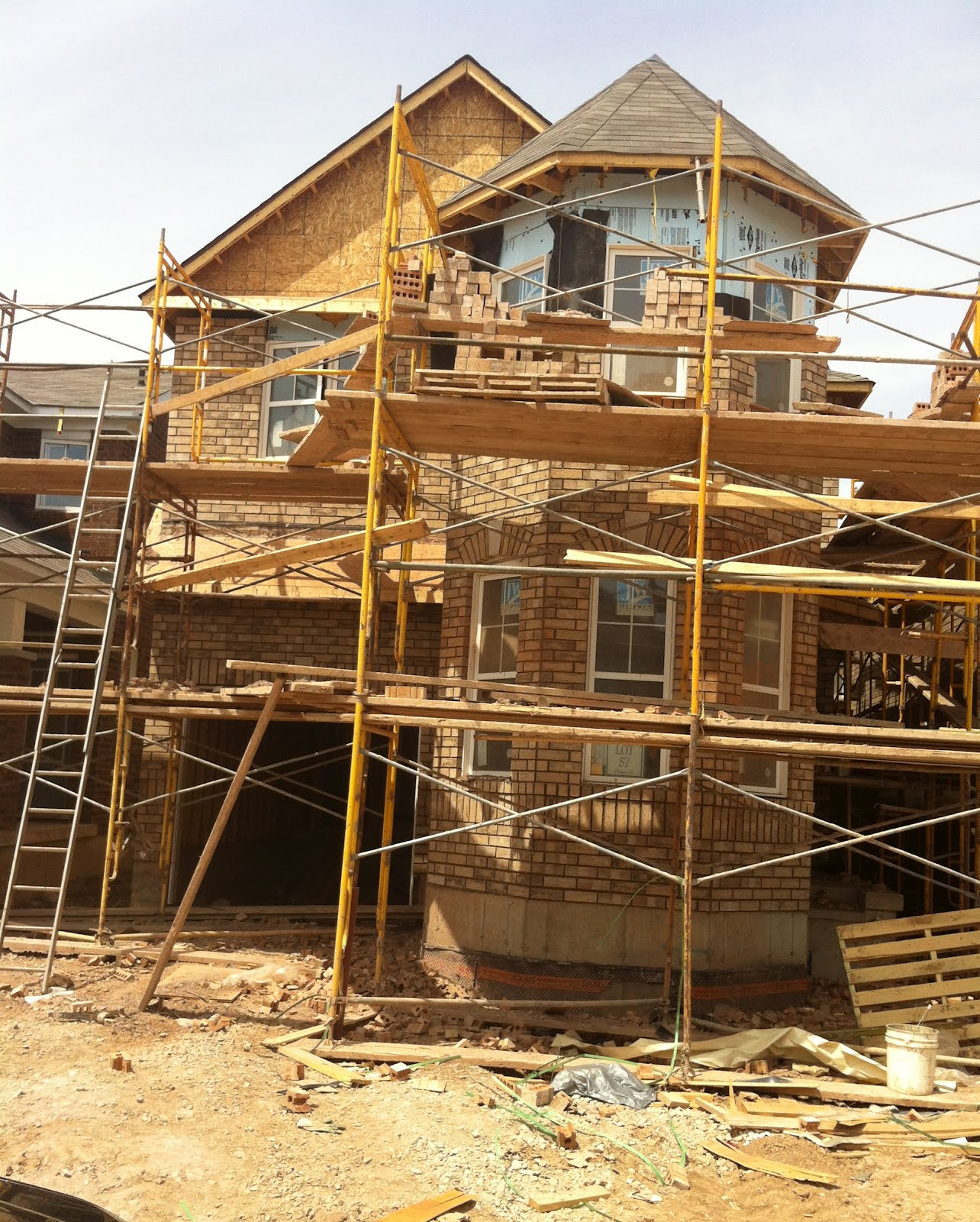 New Built Homes: Bruno Zaffino: New Home Being Built In GTA ....2012