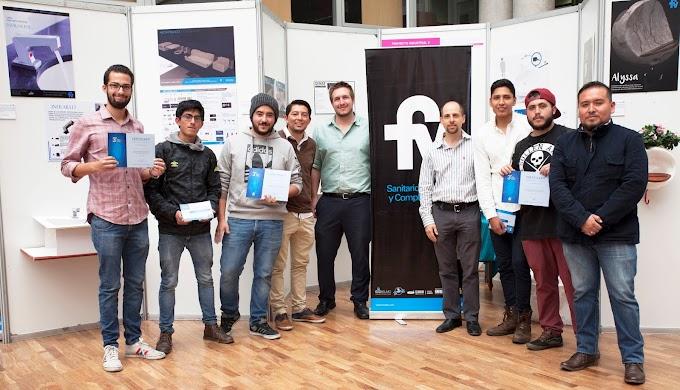 FV llevó a cabo la tercera edición de su concurso de Diseño Industrial