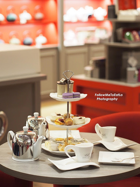 Betjeman & Barton Afternoon Tea Set - French Tea House One Utama