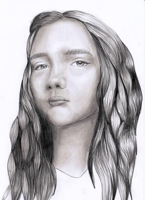 Portrait by Hattie Melhuish