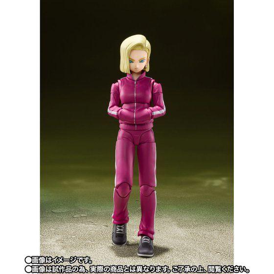 Dragon Ball Super  - S.H.Figuarts Android 18 -Universe Survival Saga- (Tamashii Nations)
